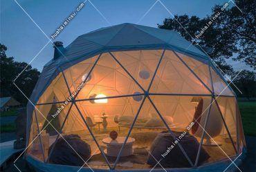 星空帐篷,星空酒店