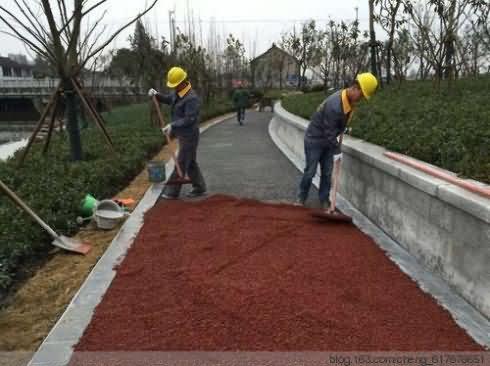 学习透水混凝土施工全过程
