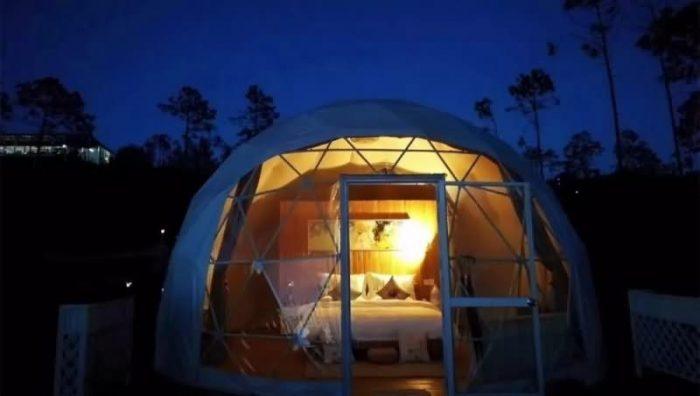安隐星空帐篷