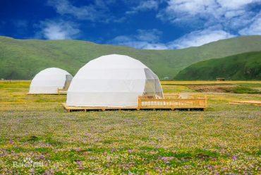 9.8万能配值什么样的帐篷营地(附星空帐篷选择)