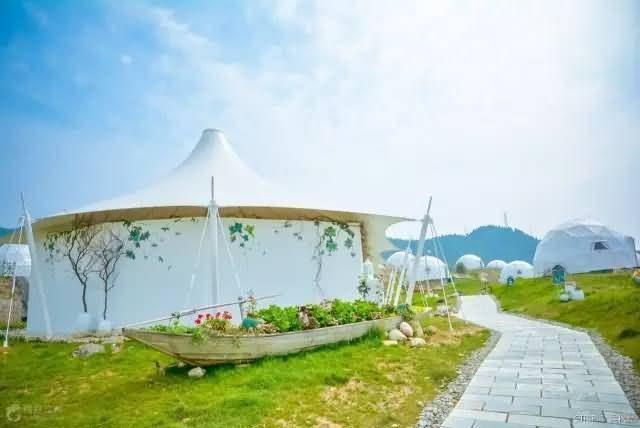 浙江千岛湖星空帐篷酒店