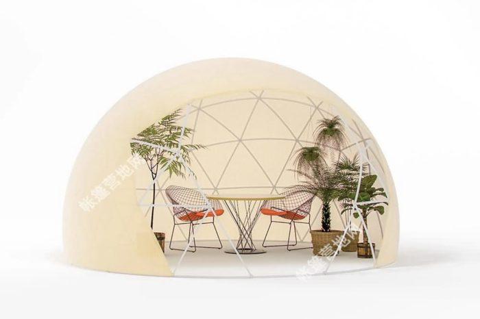 户外营地帐篷酒店 拓展活动球形帐篷