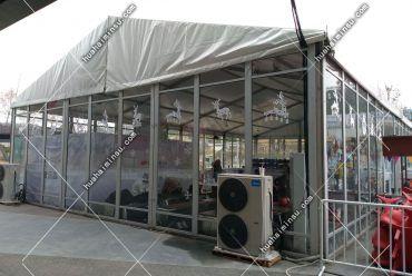 户外活动铝合金篷房定制蓬房