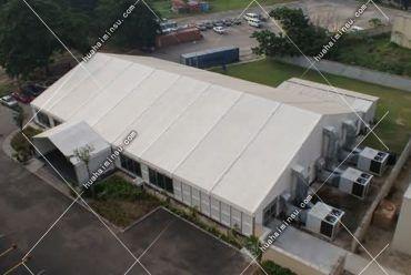 室外移动装配式仓库工业仓储帐篷篷房