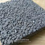 四川成都灰色透水混凝土系列样板