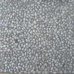 四川成都白色水刷石(水磨石)施工样板