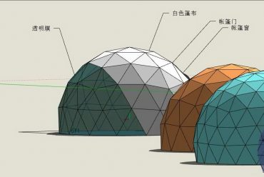 怎样做好一个完美的星空帐篷营地方案设计