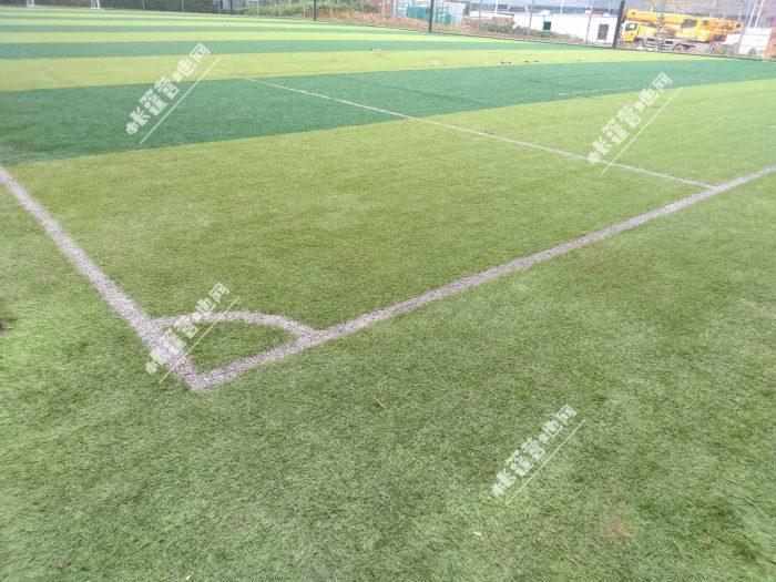 建设一个帐篷营地足球场人工草坪