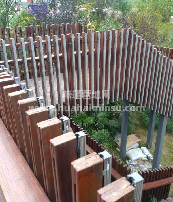 成都户外景观钢结构