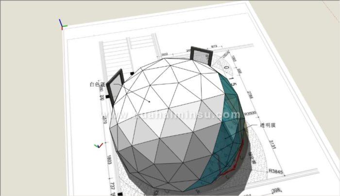 怎样设计一个完美的星空帐篷