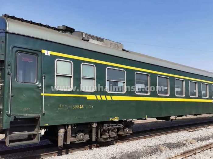 旧火车车厢