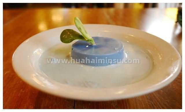 网红时尚泰国飞机餐厅,简约而不简单的有机餐厅