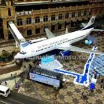 武汉有家退役的飞机餐厅,整个飞机可供70人就餐