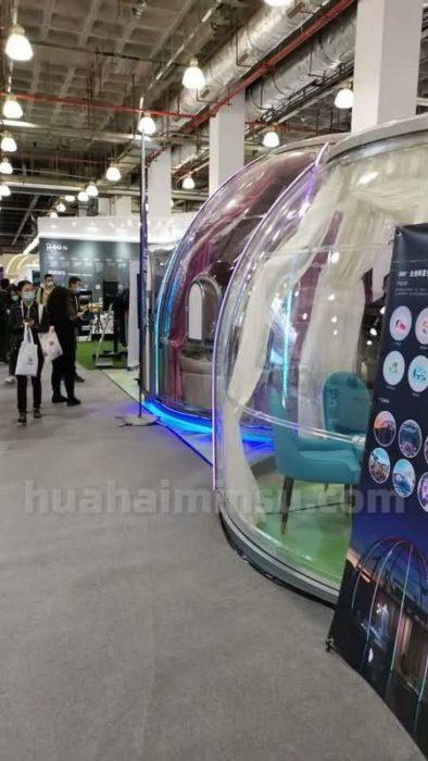 2020全球文旅住宿大产业博览会,都有那些PC星空房泡泡屋