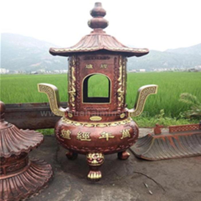 西藏四川成都铸造香炉设计制作